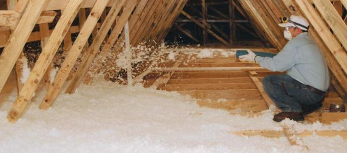 Blowing insulation for Fiberglass blowing wool insulation