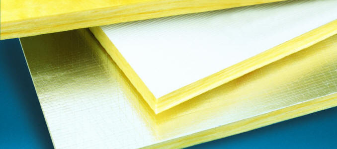 versatile board insulation with high thermal and acoustic performance