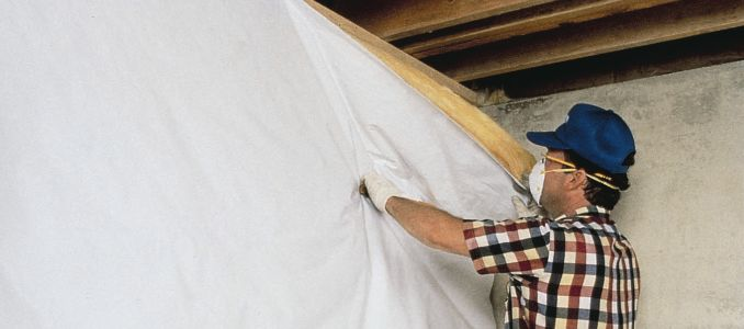 Basement wall and masonry wall sustainable insulation for Basement blanket insulation